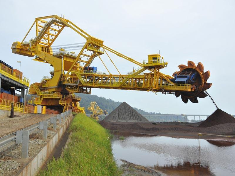 تجهیزات معدن