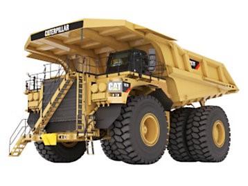 کامیون های معدنی